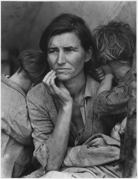 lossy-page1-462px-farm security administration destitute pea pickers in california- mother of seven children - nara - 196261-tif