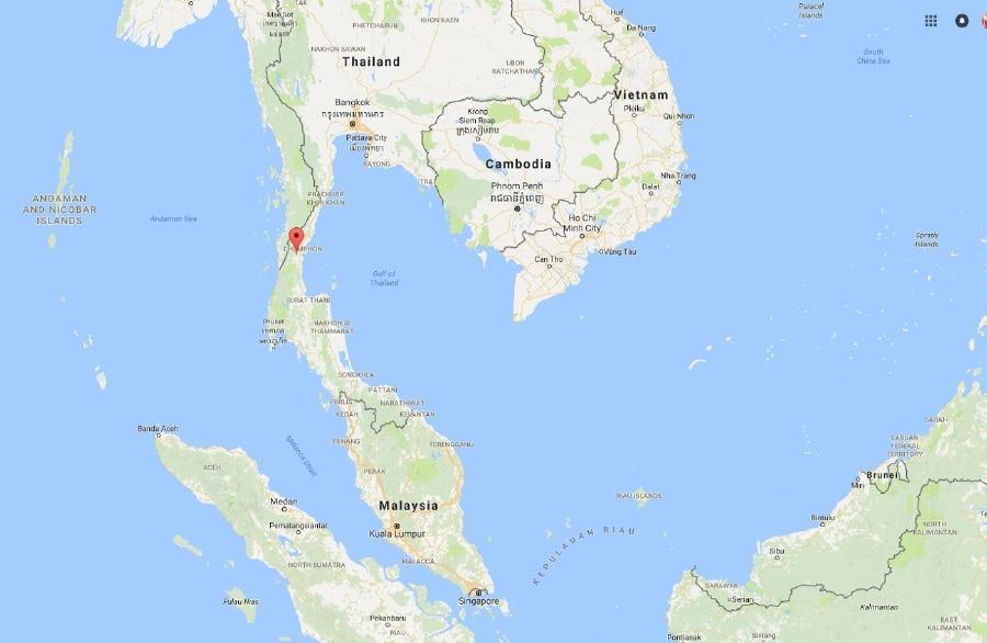 Tra Cina e Thailandia firmato memorandum d intesa (MOU) per il ... e4d419ae084c