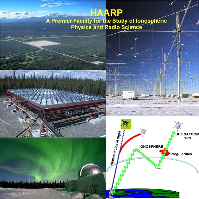 Programma HAARP, High-frequency Active Auroral